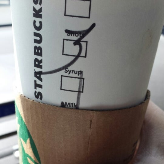 Photo taken at Starbucks by Jen J. on 6/3/2014