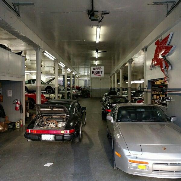 Photos At Akers Porsche Parts Service Automotive Shop In Seattle - Porsche repair seattle