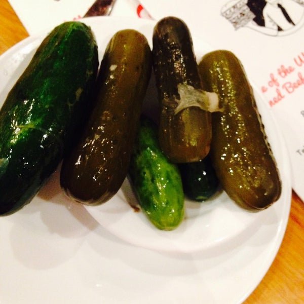 Photo taken at Carnegie Deli by Robert F. on 12/22/2013