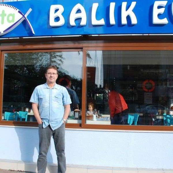 10/13/2013 tarihinde Selim S.ziyaretçi tarafından Sita Balık Balmumcu'de çekilen fotoğraf