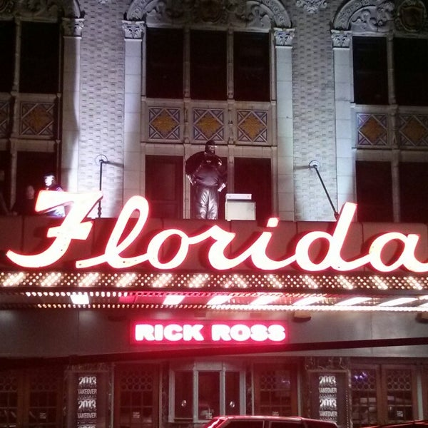 Photo taken at The Florida Theatre by LP @. on 3/30/2013