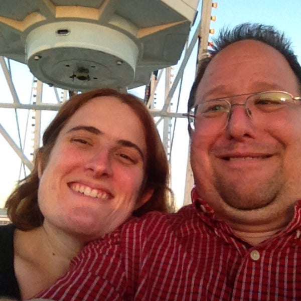 Photo taken at Ferris Wheel At The Pike by Jason H. on 9/6/2014