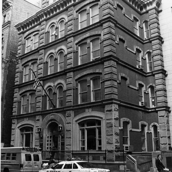 New york city 39 s landmark police precincts for New york landmarks