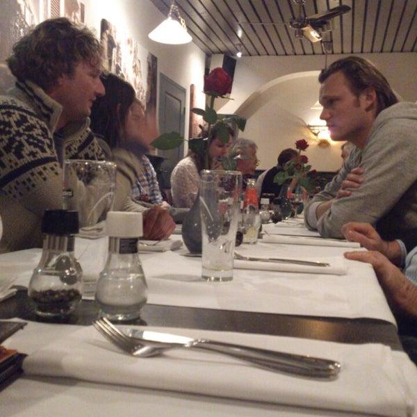 Photo taken at Karalis Pizzeria by Marnix W. on 4/20/2013