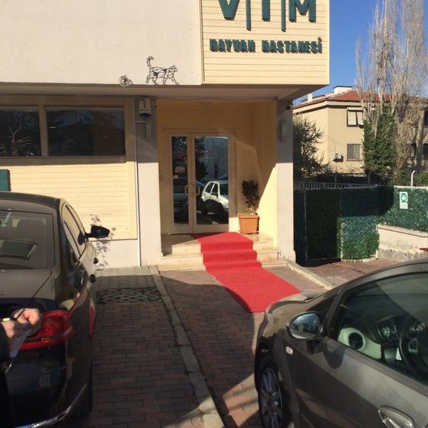 Foto scattata a VTM - Hayvan Hastanesi da Öz il 12/9/2016
