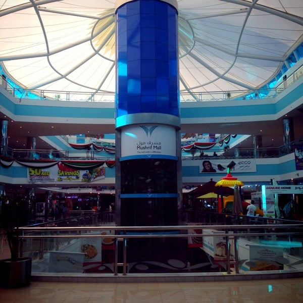 Photo taken at Mushrif Mall by Alanoodsm on 11/19/2014