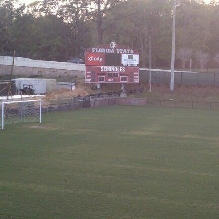 Photo taken at The Seminole Soccer Complex by Andy D. on 3/24/2013