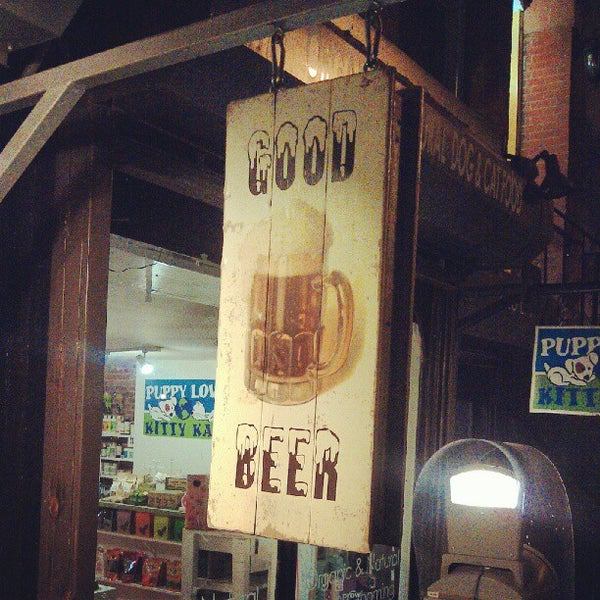 Photo taken at Good Beer NYC by Marc M. on 10/1/2012