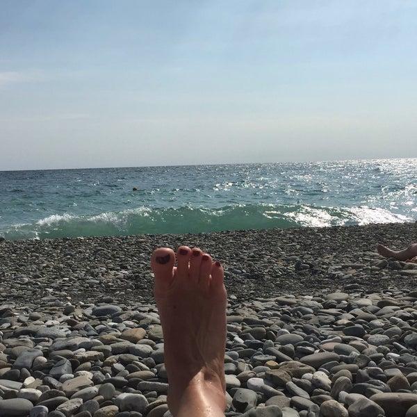 Снимок сделан в Radisson Blu Resort Beach пользователем Mice 9/19/2016