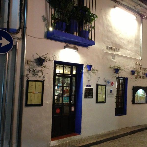 Foto tomada en Casa Pepe de la Judería por Jesus M. el 2/14/2013