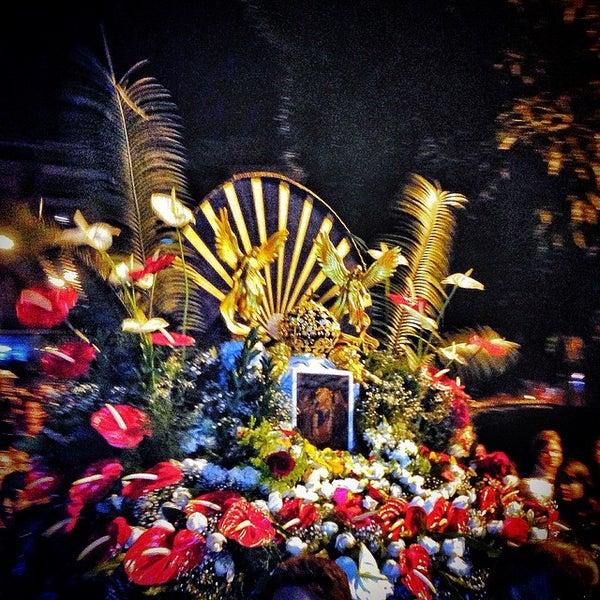 Photo taken at Iglesia Nuestra Señora De La Chiquinquira by Nelson E. on 11/19/2014