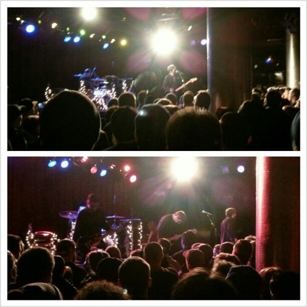 Photo taken at Paradise Rock Club by Ryan M. on 2/18/2013