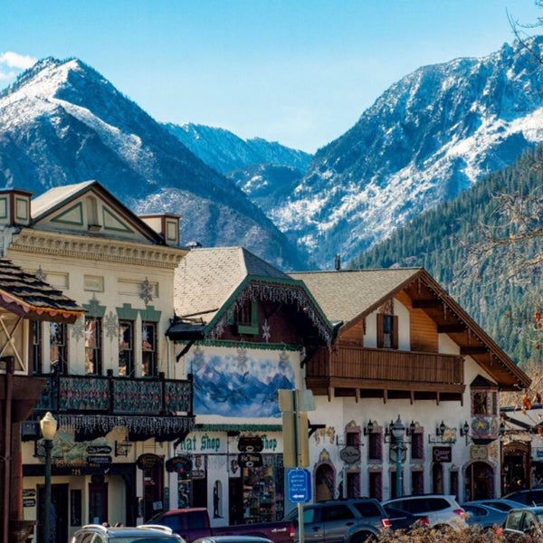 Photo taken at Town of Leavenworth by Adria V. on 5/27/2017