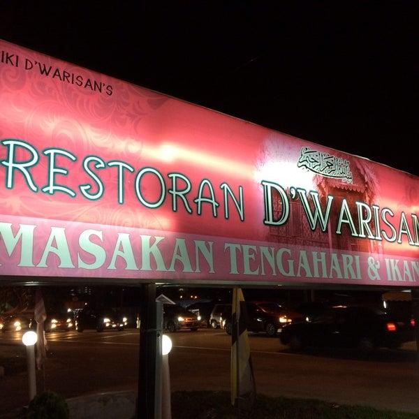 Photo taken at Restoran D'Warisan by Shariman G. on 1/17/2014