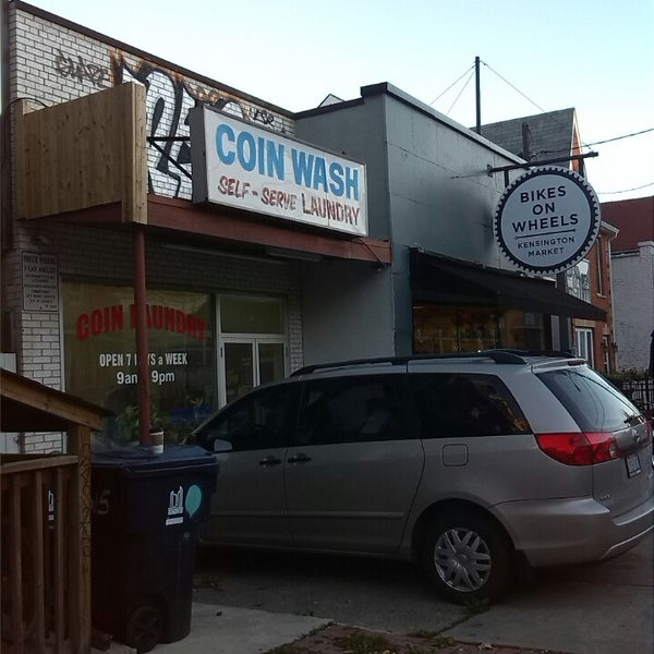 Coin wash self serve laundry kensington market 311 augusta ave solutioingenieria Image collections
