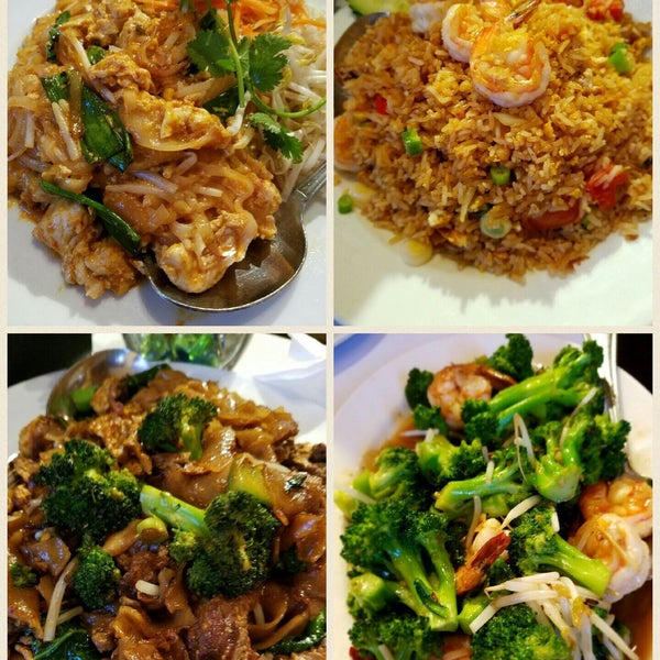 Chan dara thai restaurant in los angeles for Authentic thai cuisine los angeles