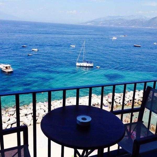 6/7/2014にMina M.がJK Place Capriで撮った写真