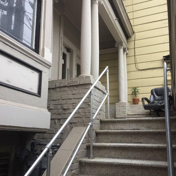 Home Rental San Francisco: Office In Inner Sunset