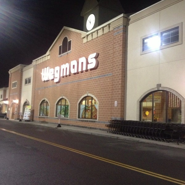 Photo taken at Wegmans by Ben O. on 6/11/2013