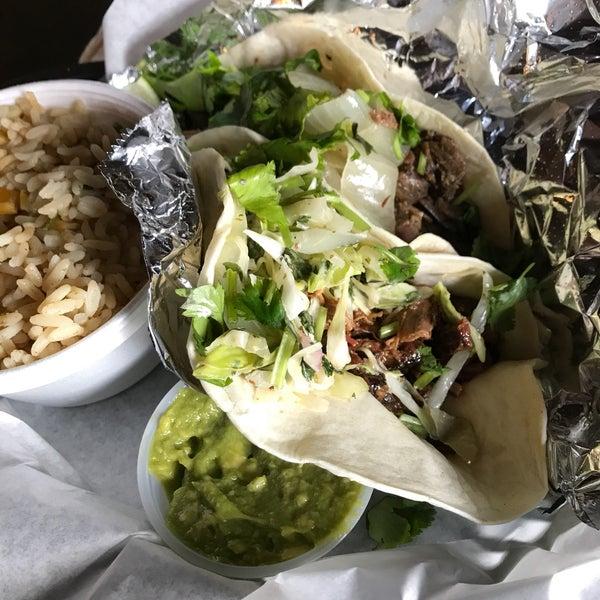 Photo taken at Del Norte Taco by Josh C. on 6/5/2017