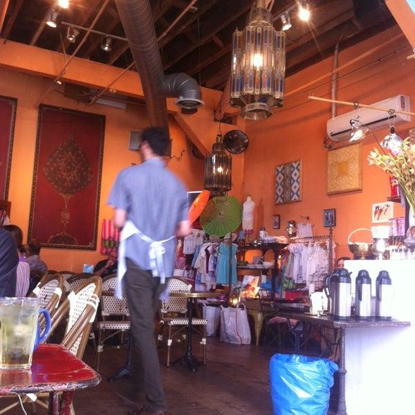Photo taken at Casbah Café by Genesis B. on 3/21/2014