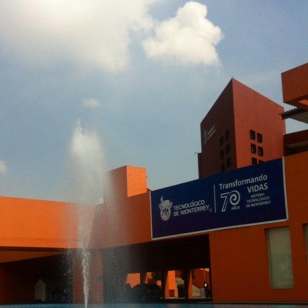 Foto tomada en Tecnológico de Monterrey por Luzbel M. el 10/9/2013