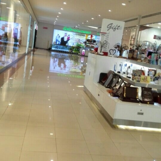 Photo taken at Mushrif Mall by H A. on 8/22/2015