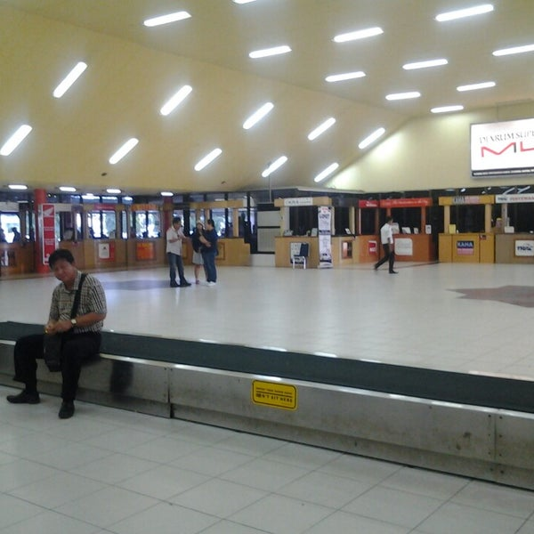 Photo taken at Polonia International Airport (MES) by Wisma Pakuan Bogor on 6/2/2013