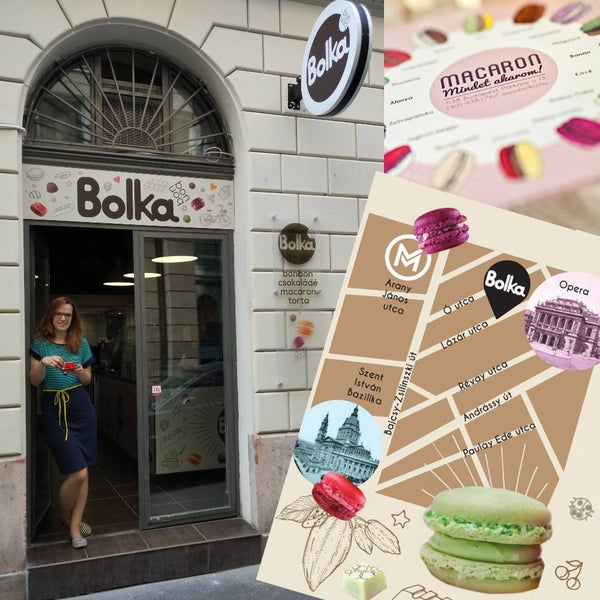 Photo taken at Bolka Bonbon by Bolka Bonbon on 7/3/2017