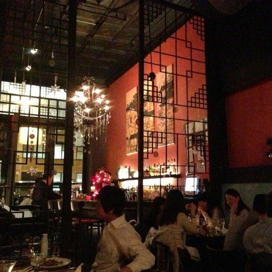 12/14/2012에 Teresa L.님이 Kori Restaurant and Bar에서 찍은 사진