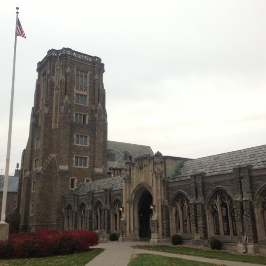 Photo taken at Cornell University by Teresa L. on 11/11/2012