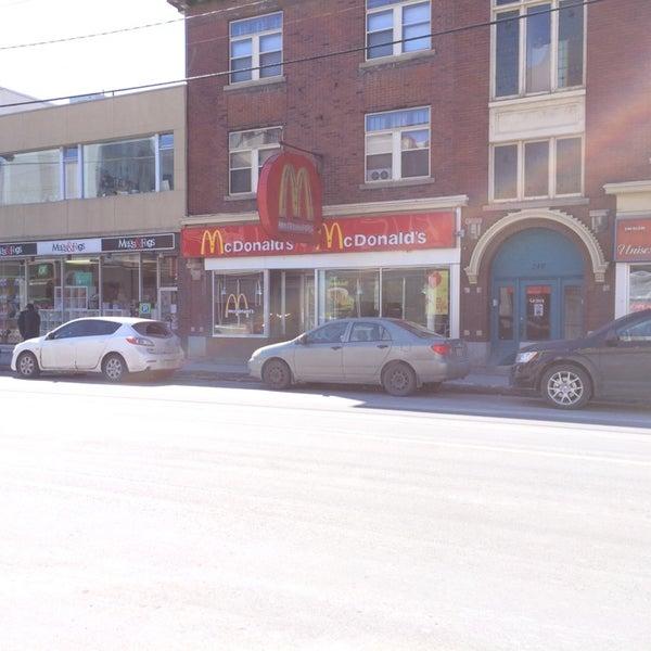 photos at mcdonald s centretown downtown 252 elgin st