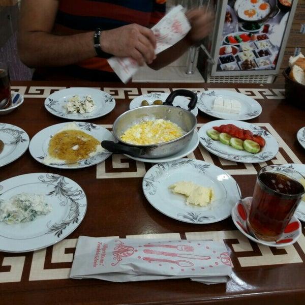 7/9/2016 tarihinde Ahmed A.ziyaretçi tarafından Yeni İmsak Kahvaltı Salonu'de çekilen fotoğraf
