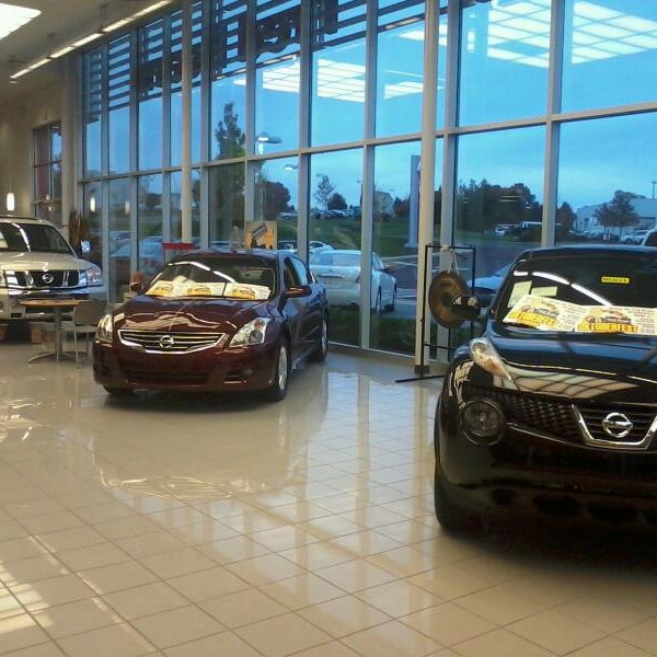 Photo Taken At Fred Beans Nissan Of Linerick By Fred Beans Nissan Of  Linerick On 8