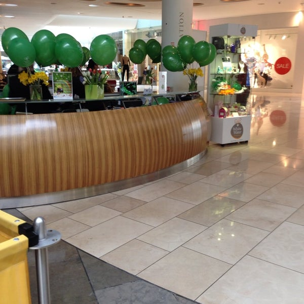 Photo taken at WhiteWater Shopping Centre by Brian K. on 3/17/2014