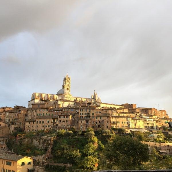 Photo taken at Siena by Jefferson S. on 11/6/2017