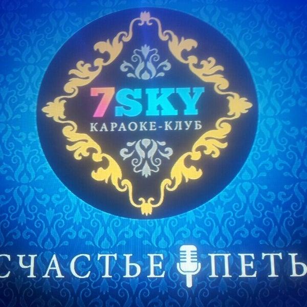 Снимок сделан в 7Sky пользователем Artem U. 5/22/2014