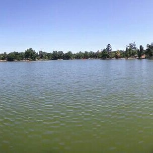 Photo taken at Lago de la Casa de Campo by Jesus L. on 6/29/2013