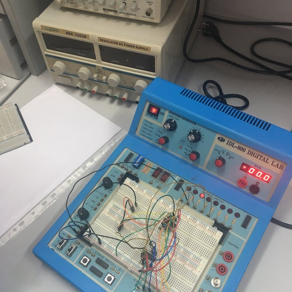Photos at Elektrik - Elektronik Mühendisliği Laboratuvarı