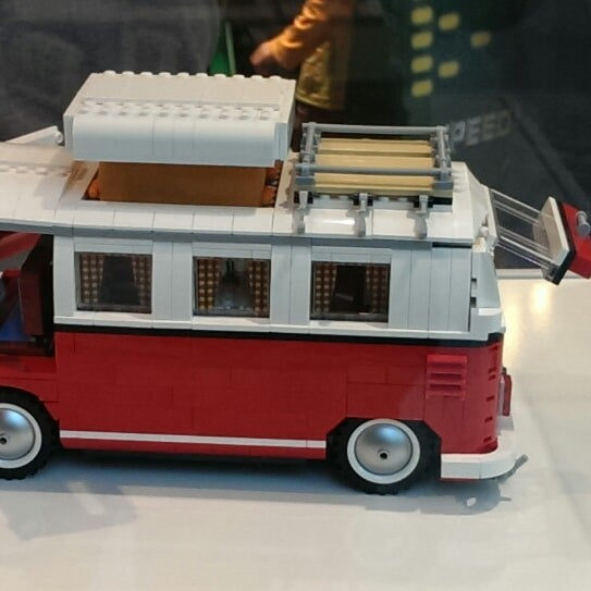Photo taken at LEGO Store by Arnout S. on 10/12/2013