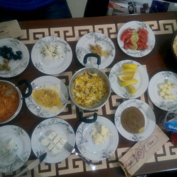 12/8/2015 tarihinde Busra D.ziyaretçi tarafından Yeni İmsak Kahvaltı Salonu'de çekilen fotoğraf