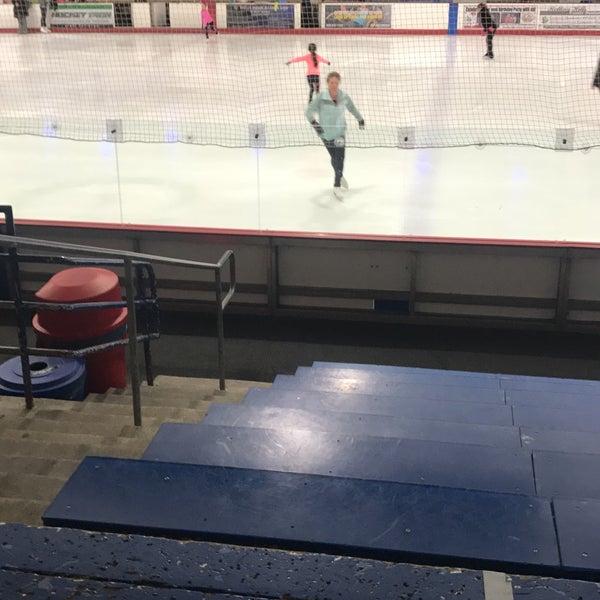 Photo taken at San Diego Ice Arena by Deyanira L. on 2/7/2017