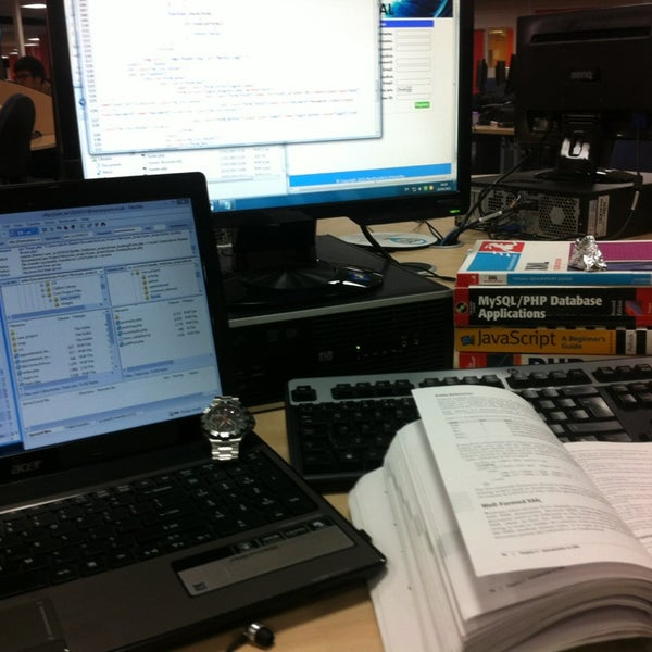 Photo taken at Northumbria University Library by Arvin S. on 4/2/2013