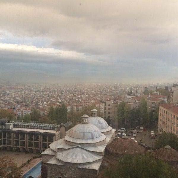 Снимок сделан в Anatolia Hotel пользователем Volkan Ç. 10/24/2017