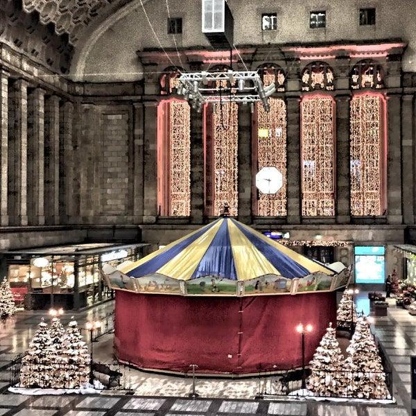 Das Foto wurde bei Promenaden Hauptbahnhof Leipzig von Jens L. am 12/26/2015 aufgenommen