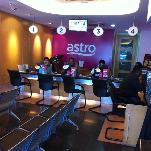 Astro Office