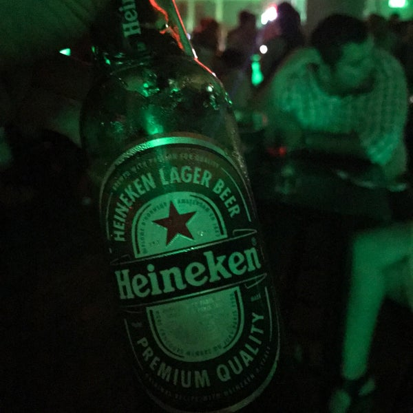 Heineken Green House - Beer Garden