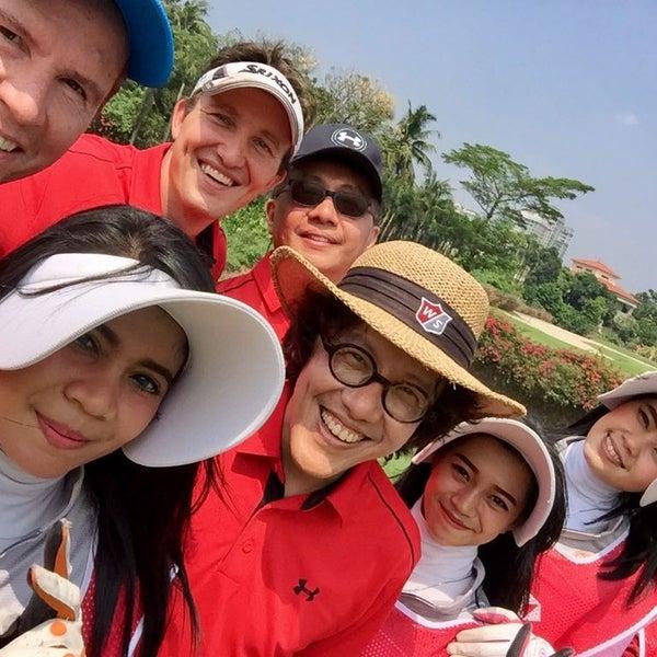 9/8/2017 tarihinde Samuel A. Budionoziyaretçi tarafından Pondok Indah Golf & Country Club'de çekilen fotoğraf