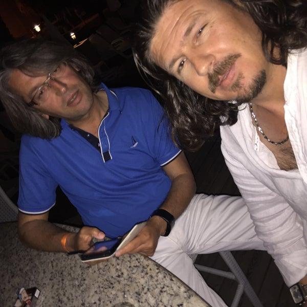 Photo taken at Güneş House Hotel by YILGÖR & RASTGELE ABİ A. on 5/11/2015