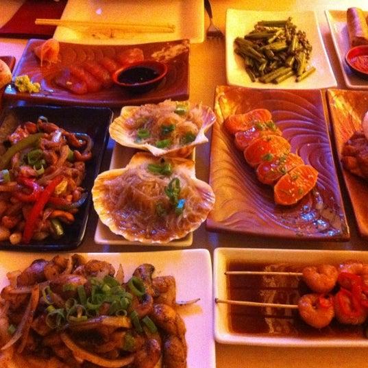 LuLus Asian Diner aus Cincinnati Speisekarte